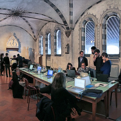 TEMPORARY OFFICE: UN LABORATORIO PER LA CITTA' (sintesi)